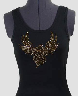 Eagle Rhinestone Shirt