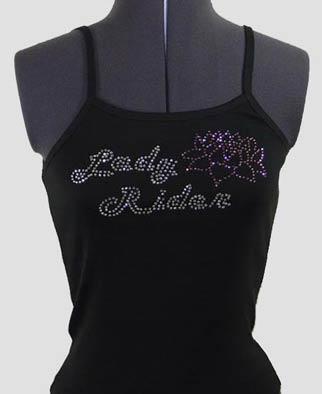 Lady Rider Rhinestone Shirt