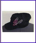 Custom Rhinestone Hat